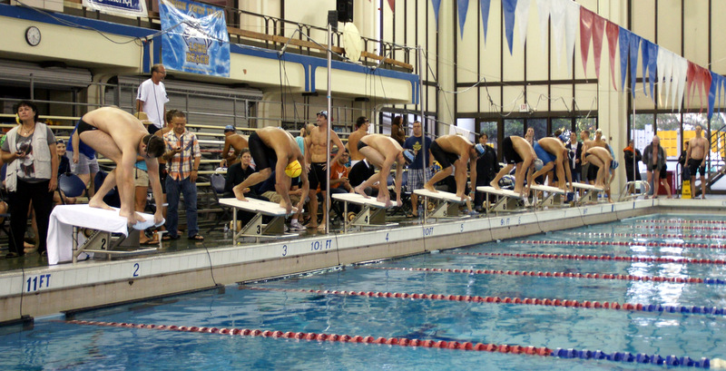 Belmont Swim Meet